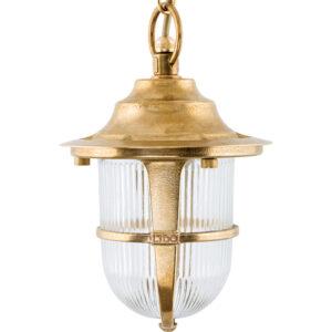 Hängande Lampor i Mässing.