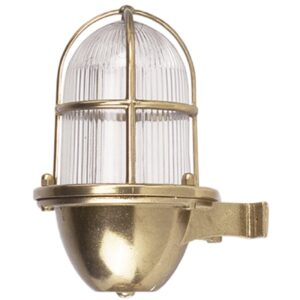 Wall Mounted Exterior Lights Made of Brass ART BR408