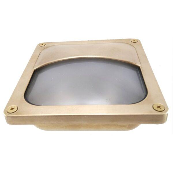 Step Light Made of brass. ART BR4621 Brass