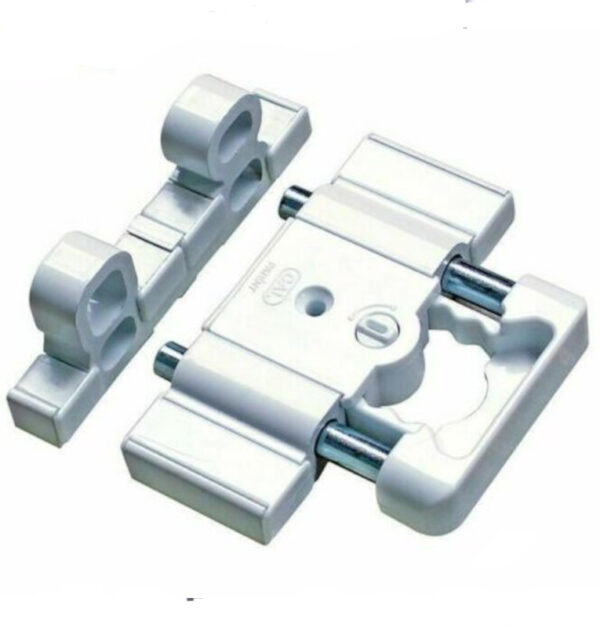 Cobra Double Security Bolts for Doors & Windows